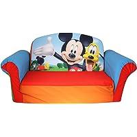 Marshmallow Furniture Flip Open Sofa