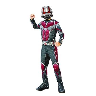 Boys Avengers Endgame Ant-Man Costume: Toys & Games