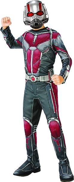 Rubies Disfraz de Hombre Hormiga de los Vengadores, como se ...
