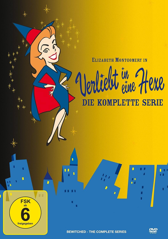Verliebt in eine Hexe  Die komplette Serie 34 DVDs Amazonde