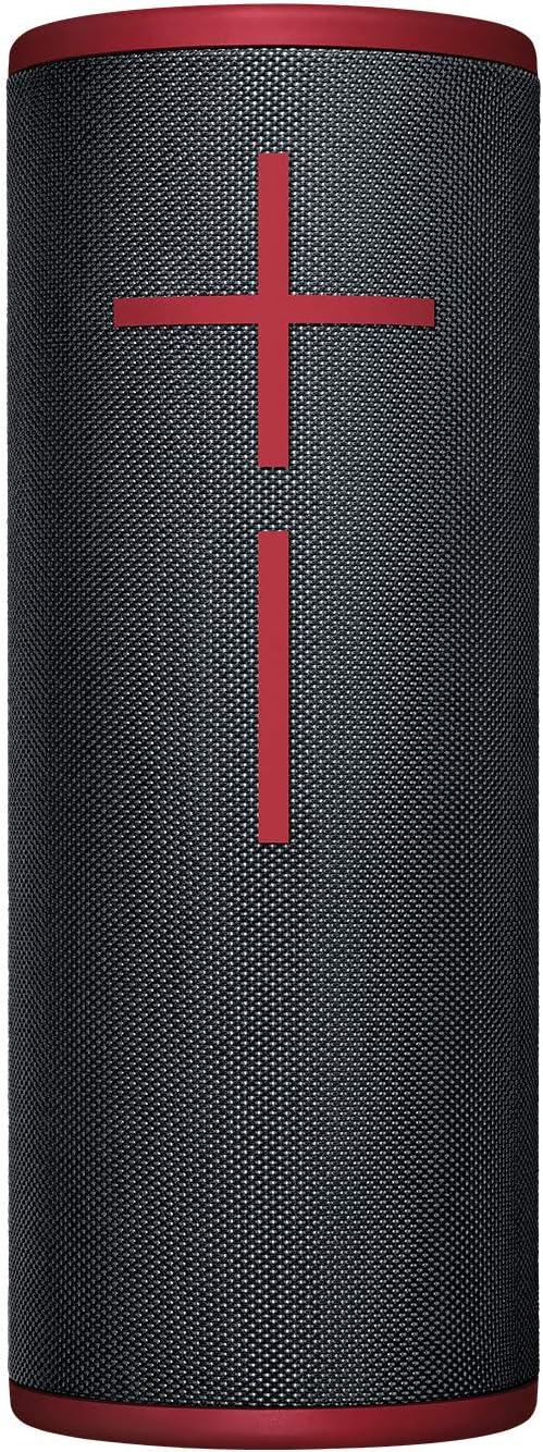 Waterproof Ultimate Ears 984-001478 MEGABOOM 3 Portable Bluetooth Wireless Speaker /— Cloud