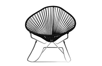 Amazon.com: innit Designs Acapulco Rocker silla: Kitchen ...