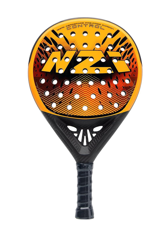 NZI 552000G984 Pala de Pádel, Unisex Adulto, Naranja/Negro, Talla Única: Amazon.es: Deportes y aire libre