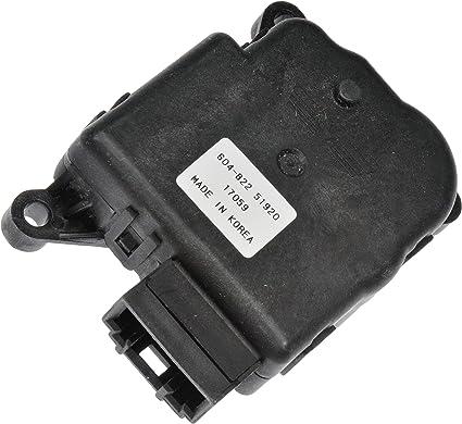 Dorman 604-817 HVAC Blend Door Actuator for Select Volkswagen Models