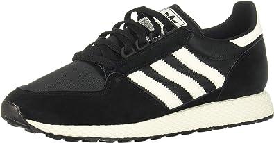 adidas Originals Forest Grove Trainers Men Black/White