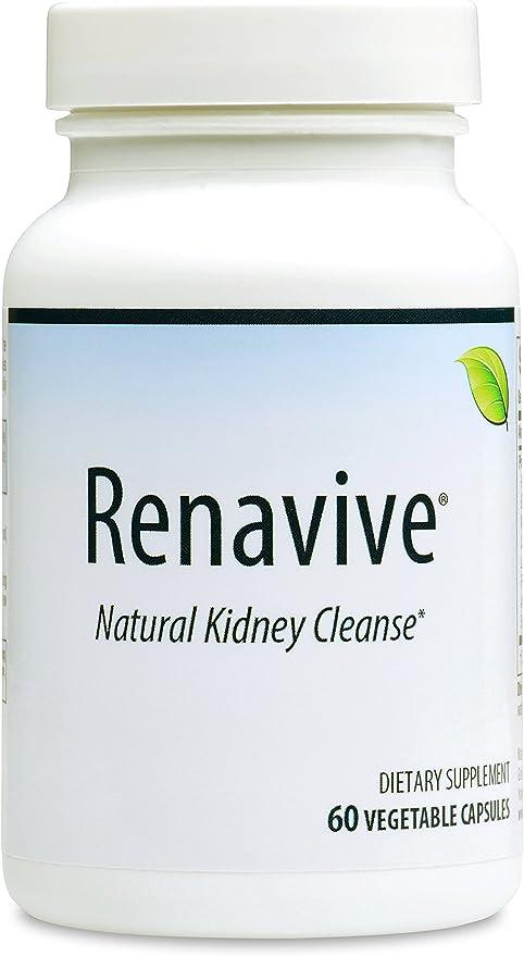 Renavive - Natural Kidney Cleanse