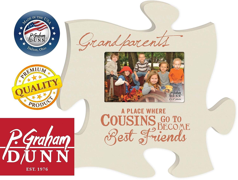 Amazon.com - Cousins Best Friends 4x6 Photo Frame Inspirational ...