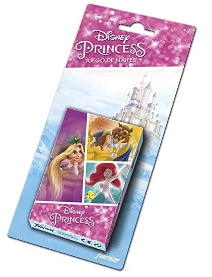 Amazon.com: Disney Princess – Childrens Deck (Cards ...