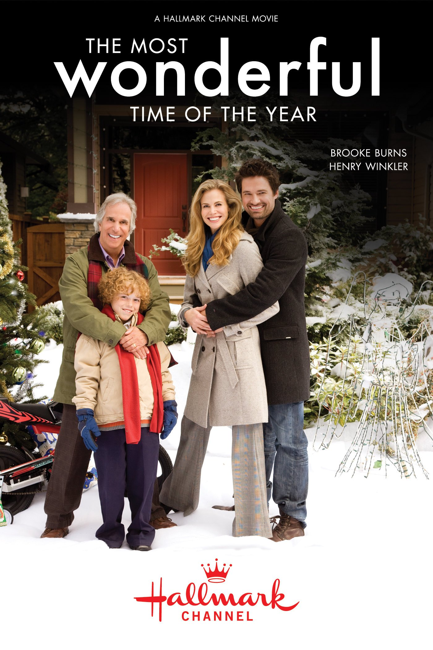 amazoncom the most wonderful time of the year henry winkler vivendi amazon digital services llc - Hbo Go Christmas Movies
