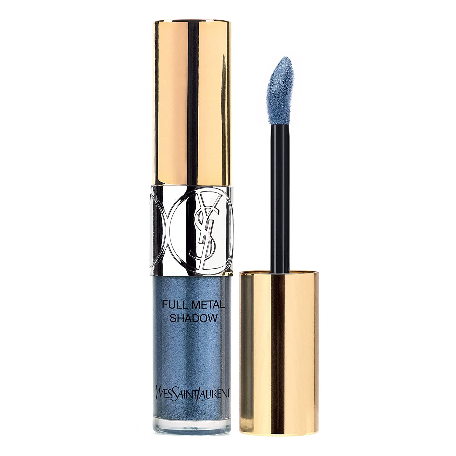 Yves Saint Laurent Full Metal Shadow, 07 Aquatic Copper, 0.15 Ounce