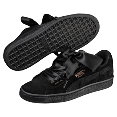 quality design d55b2 e2b5a Amazon.com | PUMA Women's Suede Heart Artica WN's Low-Top ...