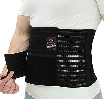 ITA-MED AB-412(M) Breathable Elastic Abdominal Binder Suppprt for Men