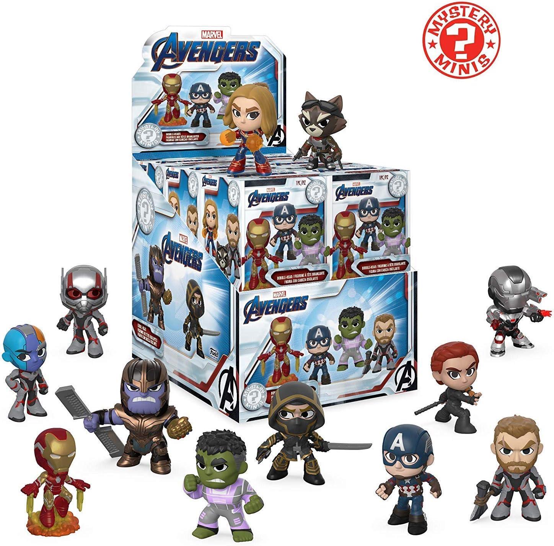 THOR 1//6 Mystery Minis Avengers INFINITY WAR FUNKO