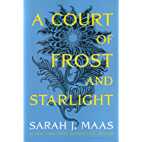 A Court of Frost and Starlight (A Court of Thorns and Roses Book 4) book cover