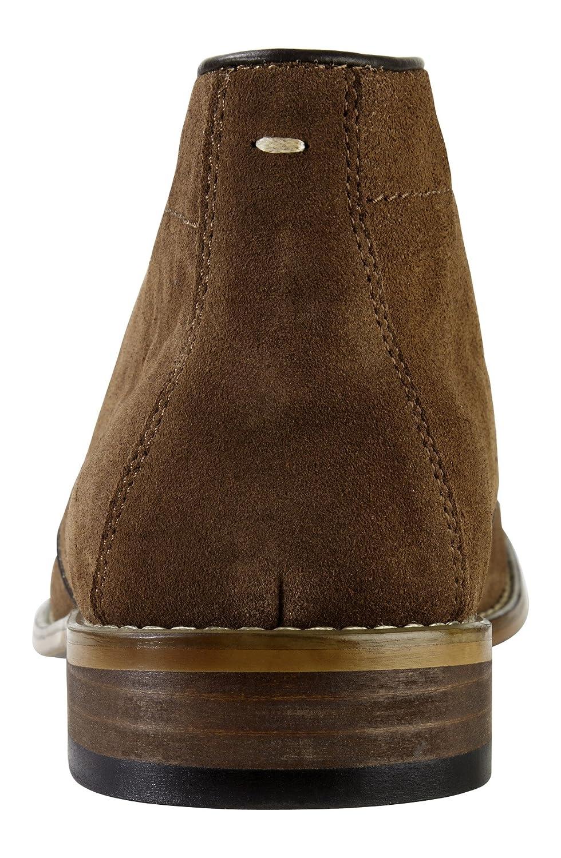 Vedoneire Herren Schnürhalbschuhe (6272) braun wildleder stiefel stiefeletten braunes leder stiefeletten stiefel desert Stiefel wüstenstiefel 5b2b50