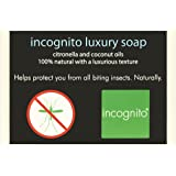 Incognito Luxury Citronella Soap, 100 g