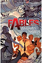 Fables Vol. 7: Arabian Nights (and Days) (Fables (Graphic Novels)) Kindle Edition