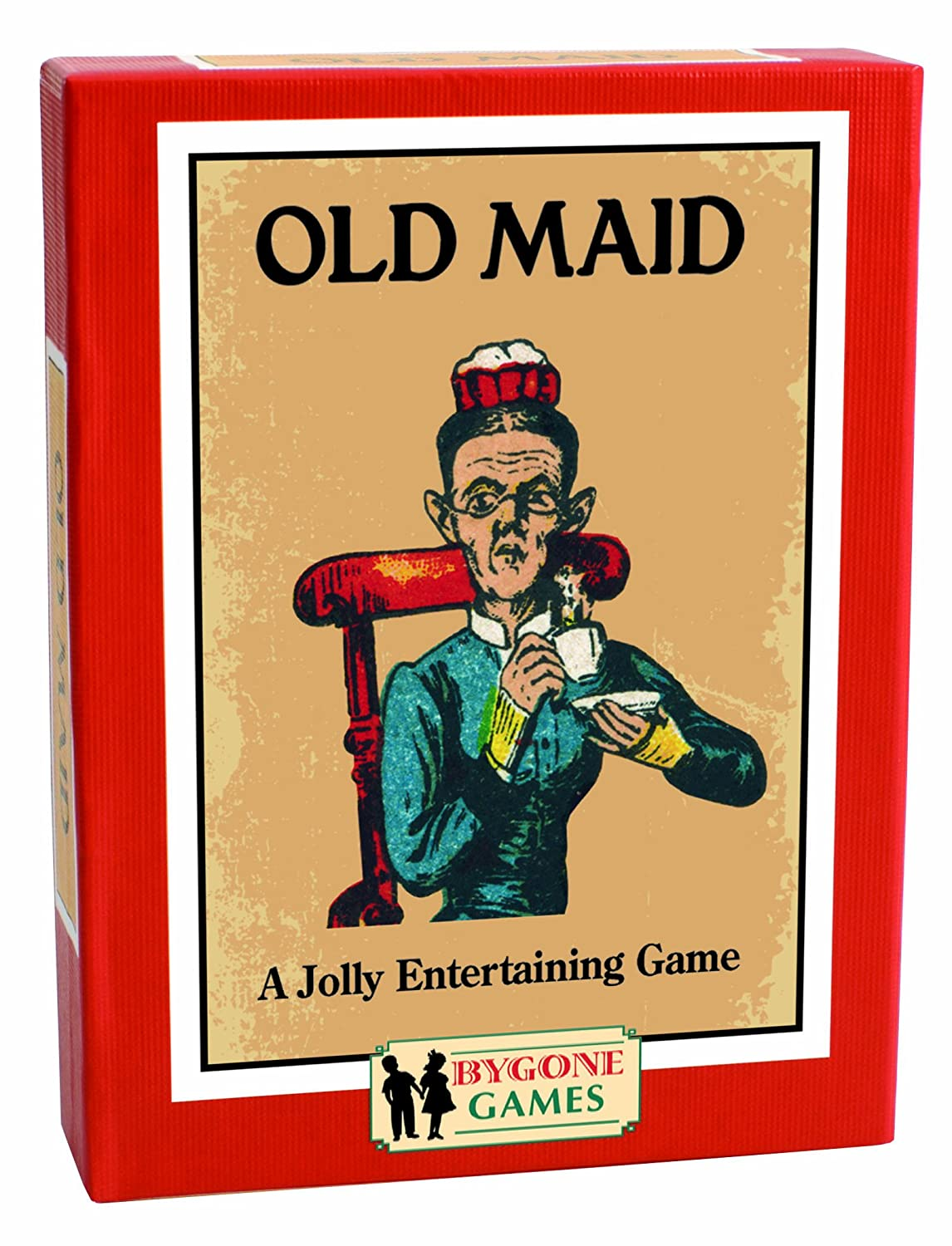 Cheatwell Games Bygone Days Old Maid Card Games Cheatwell Gamees 1807 Fictional & Fantasy Characters