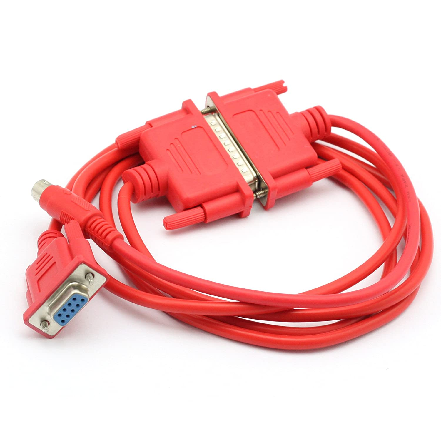 SC09 SC-09 Cable RS232 to RS422 adapter for Mitsubishi MELSEC FX &