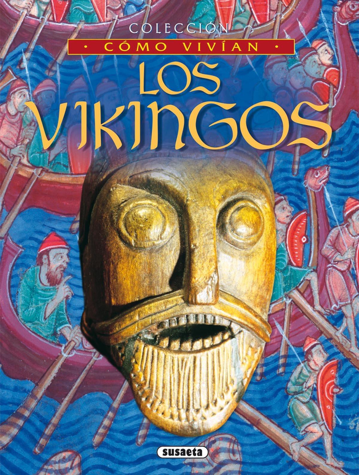 Los vikingos (Como Vivían): Amazon.es: Wingate, Philippa, Millard, Anne: Libros