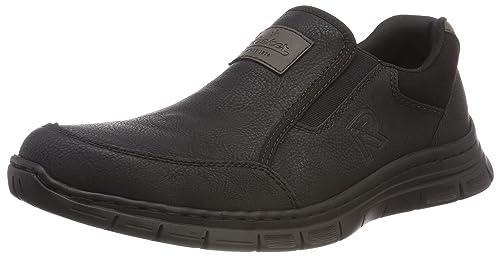 Rieker Trademark SINCE 1874 Herren Leder Sneakers Schuhe Gr. 43