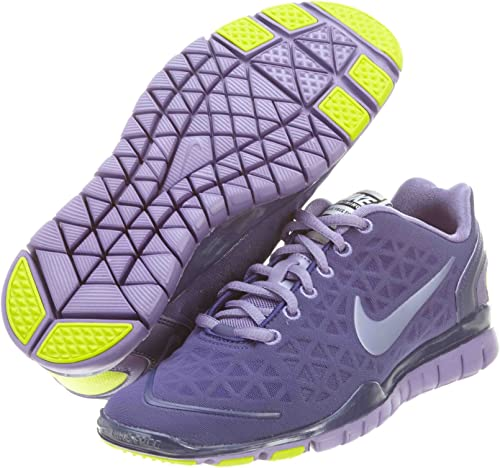 cocina nacido Espera un minuto  Amazon.com | Nike Wmns Free TR Fit 2 Night Blue Purple Womens Training  Shoes 487789-401 [US size 7] | Shoes