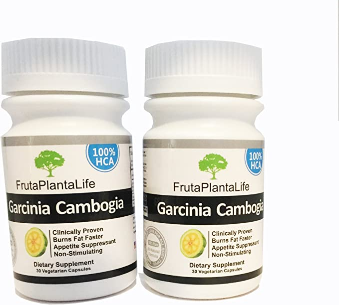 Amazon Com 2 Bottles Pure Garcinia Cambogia Extract 100 Hca Diet