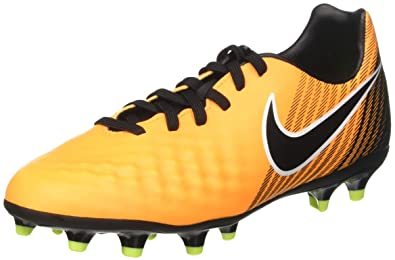 Nike Unisex Kids' Jr Magista Onda II FG Football Boots, Orange (Laser Orange