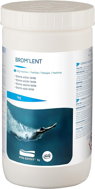 Gre 76025 - Bromo Lento Pastillas 20gr - 1kg