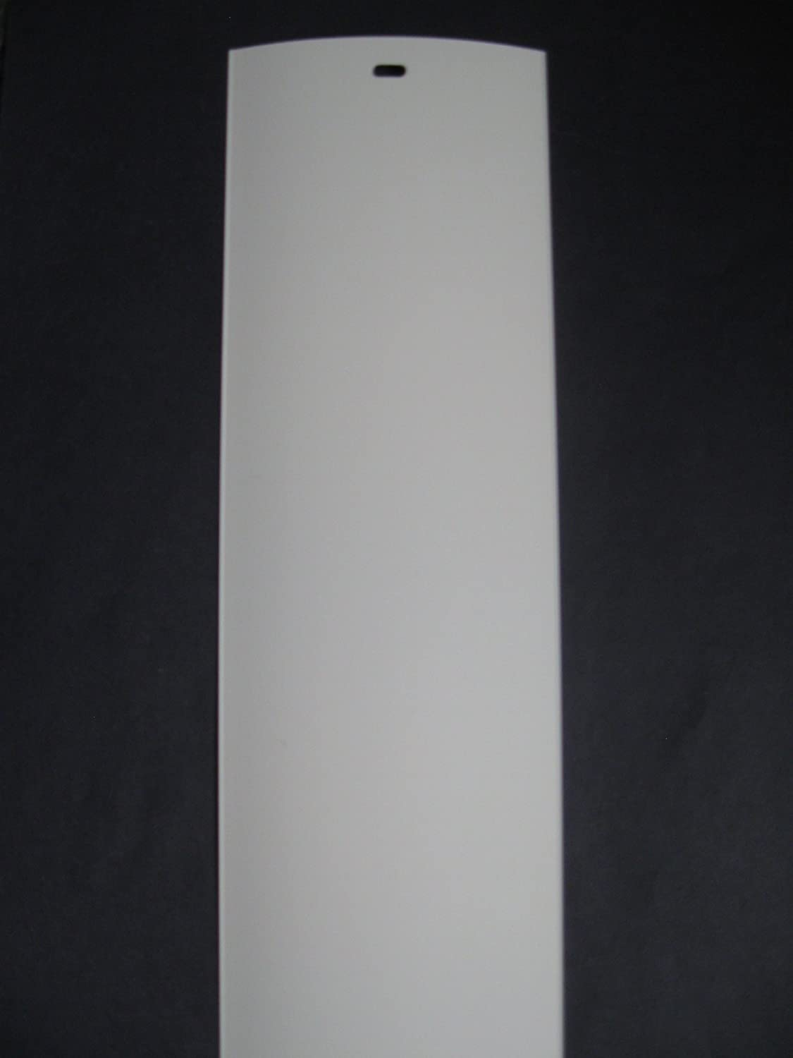PVC Vertical Blind Replacement Slat (White) 20 Pk 82 1/2 X 3 1/2 Royal Window Coverings