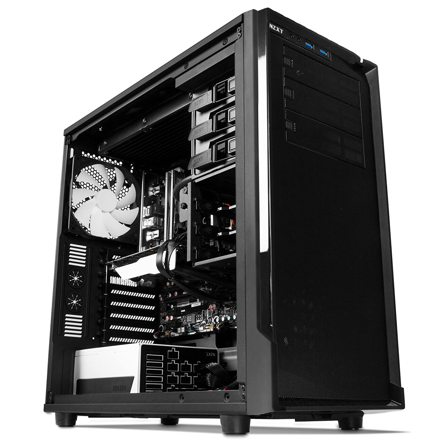NZXT Source 530 (CA-SO530-M1) Cabinet