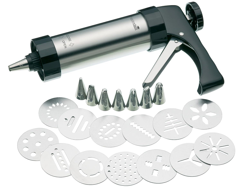Kitchen Craft MCICINGPRO Pistola para decoración de tartas y galletas