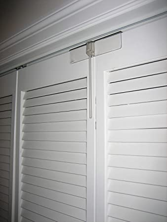 2 Pack Complete Deluxe Bi-fold Door Lock