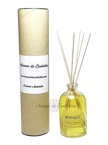Ambientador casa Mango Aromas de Cantabria® 100ml, fabricado en ...