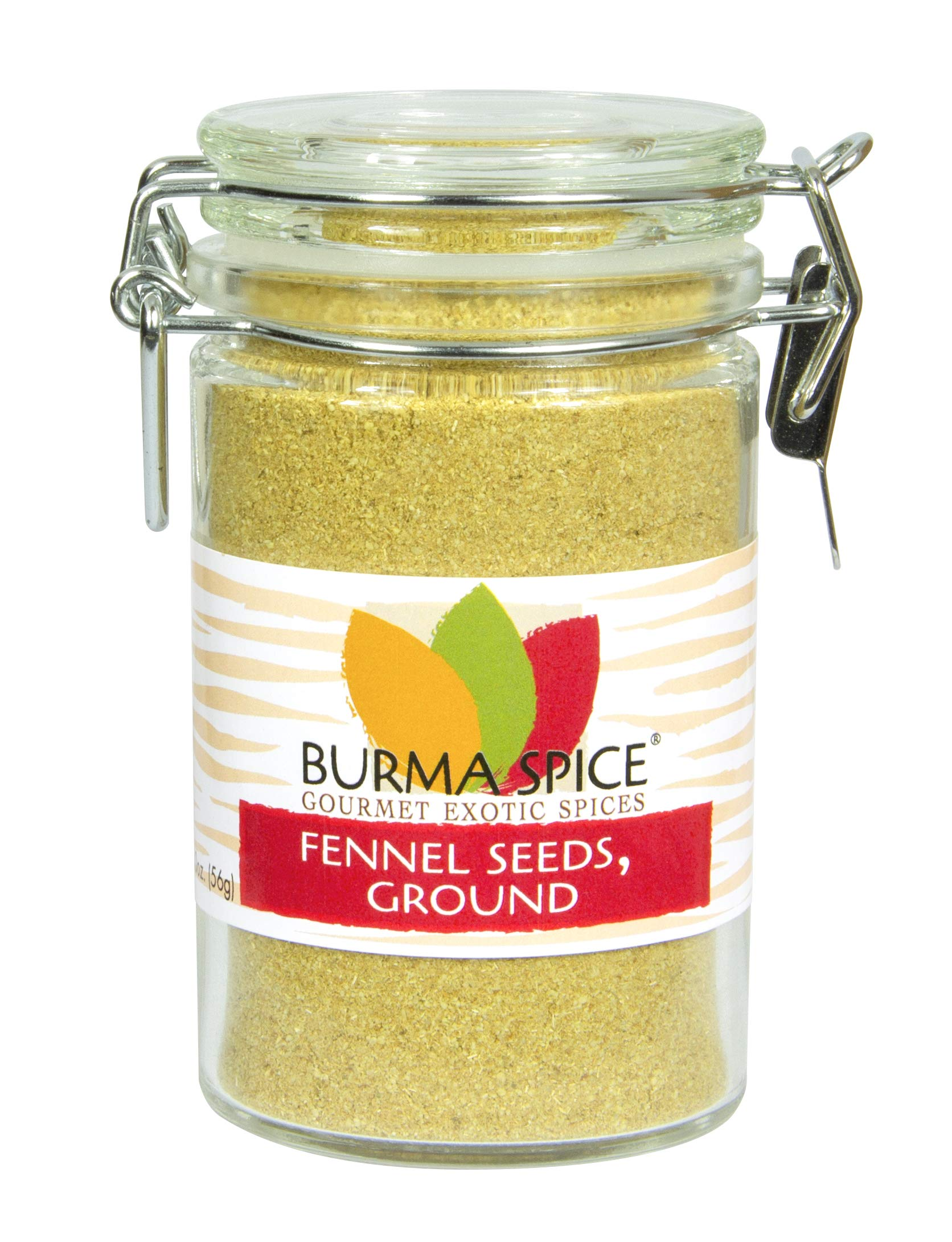 Ground Fennel Seed (2 oz.)