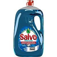 Salvo Power Clean Lavatrastos Líquido, 2.6 l