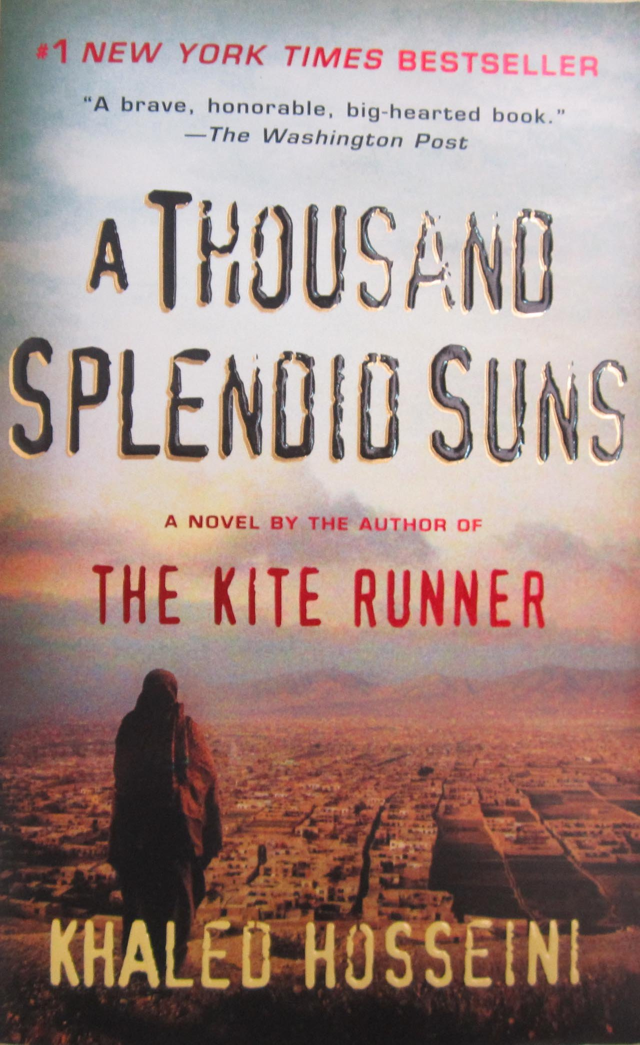 a thousand splendid suns khaled hosseini amazon  a thousand splendid suns khaled hosseini 9781594483851 amazon com books