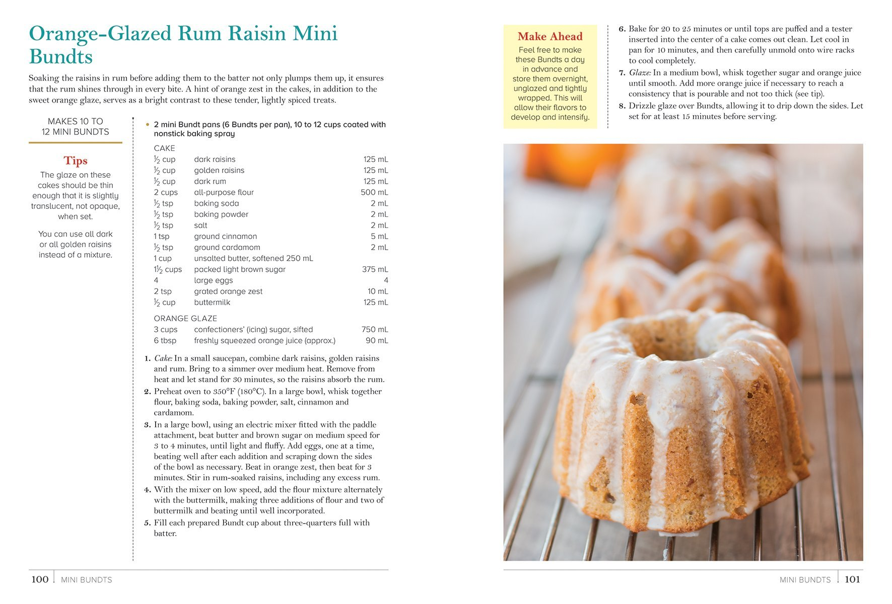 Beautiful Bundts: 100 Recipes for Delicious Cakes and More by Robert Rose