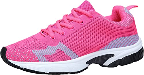 XKMON Mujer Zapatos para Correr En Montaña y Asfalto Aire Libre ...