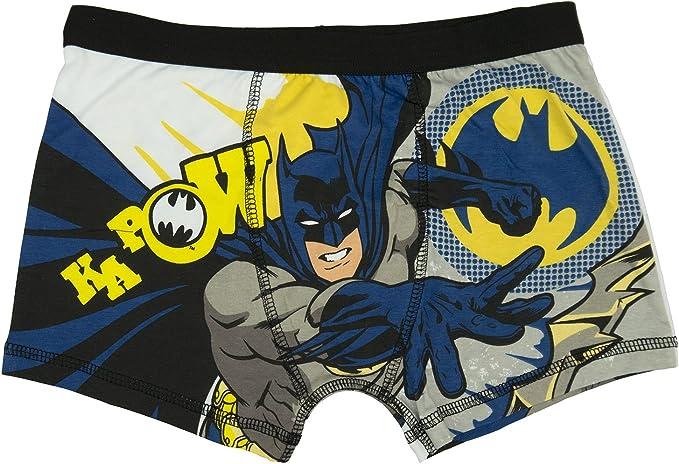 Batman Kapow Niños Calzoncillos - las edades de 4-10 años - 7-8 ...
