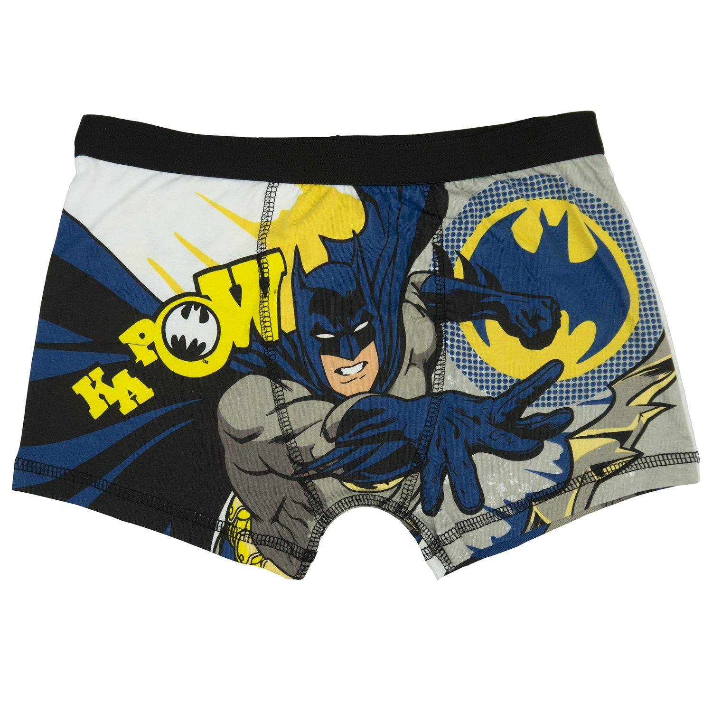Cartoon Character Products Batman Kapow Jungen Boxer Shorts - Alter 4-10 Jahre