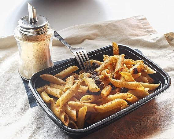 Multiusos Dispensador - Juego de coctelera y tarro condimento, queso rallado, aceite, condimento - 220 ml: Amazon.es: Hogar