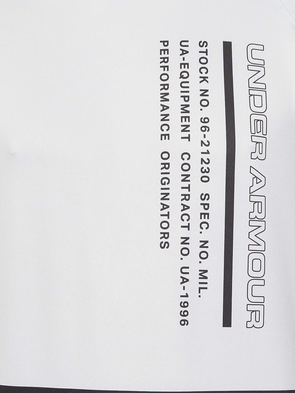 Maglietta a Maniche Corte Uomo Under Armour Mk1