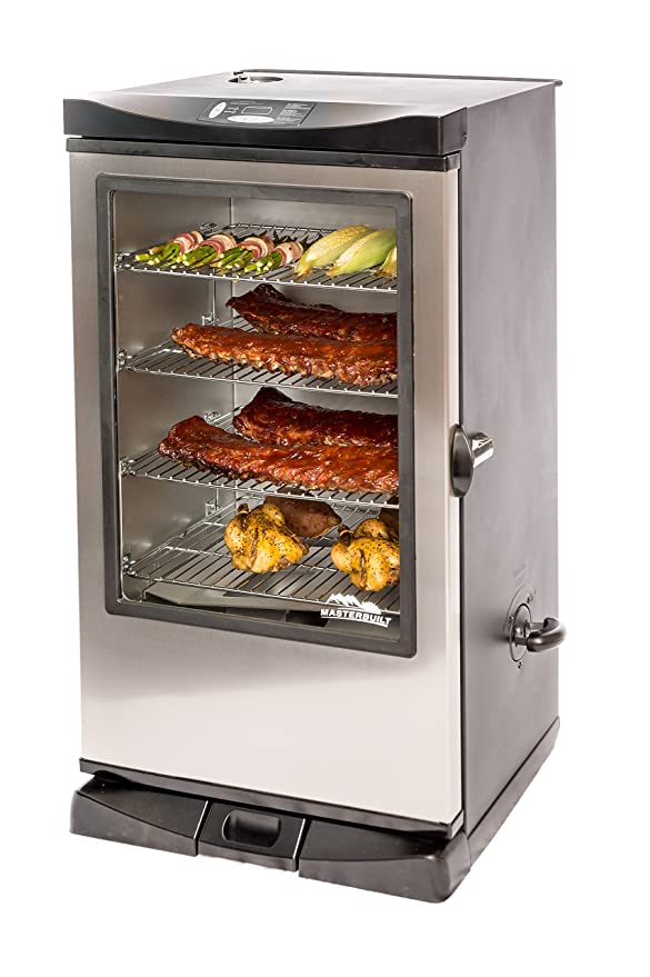 Masterbuilt 20075315 Front Controller Smoker – The Best Electric Smoker