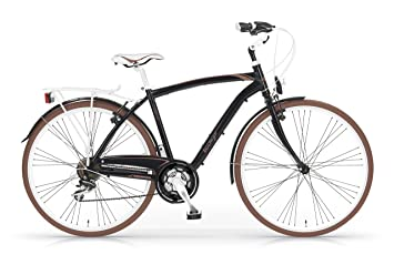 Bicicleta MBM VINTAGE hombre modelo de aluminio hidroformado marco ...