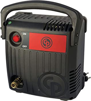 Druckluft Kompressor 1 5 Ps Chicago Pneumatic Cprb 015 Ps Luftdruck Kompressor Baumarkt