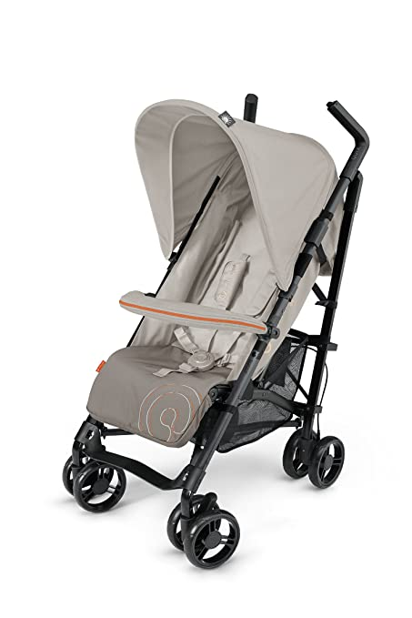 Concord Smart Buggy quix.Plus, Cool Beige, colección 2016