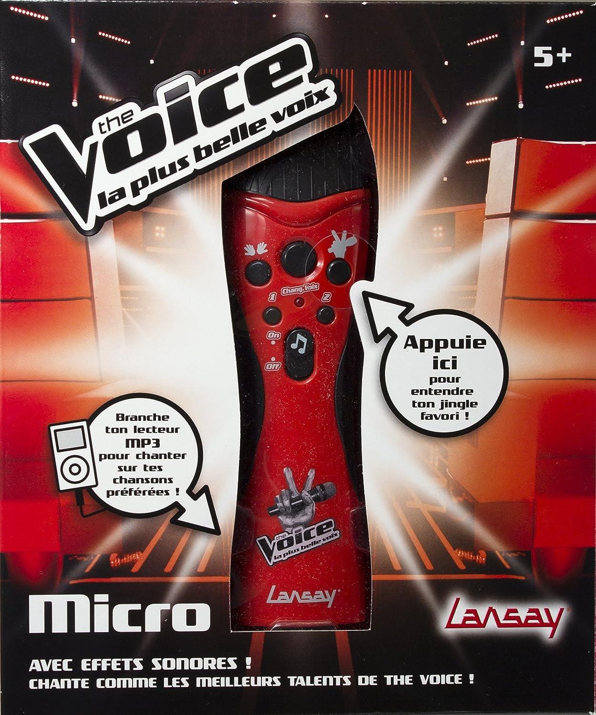 Unbekannt MICRO THE VOICE LANSAY 17558