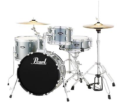 Pearl Roadshow 4-Piece Drum Set