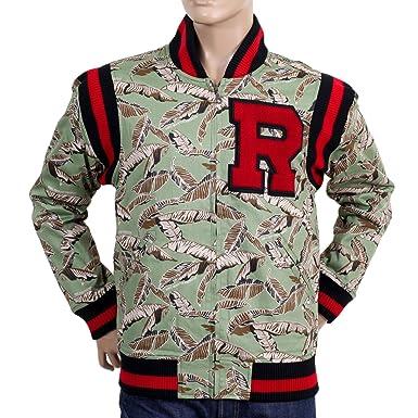 Jeans Blazer Pour Rmc1949 Femme Rmc Camouflage M Multicolore 4qpTnqEdUx